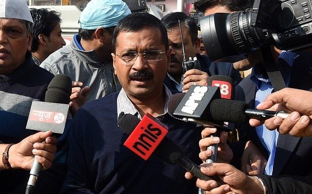 Narendra Modi is a 'psychopath', says Delhi chief minister after raids on his office