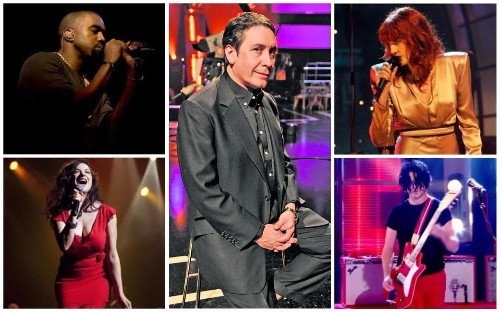 Later... with Jools Holland: the 25 best performances