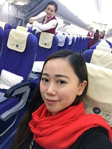 Chinese New Year rush: Woman has 'rockstar' treatment as sole plane passenger