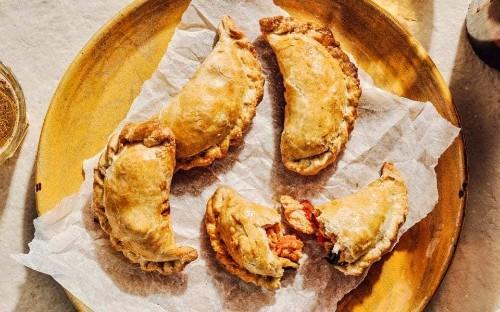 Chicken and chorizo empanadas recipe