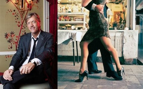 Dear Richard Madeley: 'My husband won't step back on to the dance floor with me'