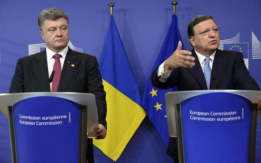 European leaders warn Russian invasion of east Ukraine at 'a point of no return'