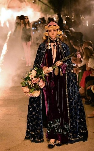 How Gucci's social and cultural influence led us to a graveyard