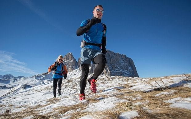 Cool runnings: how to use the cold weather to get fitter