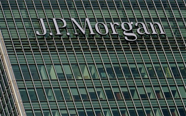 JP Morgan employee killed in fall from bank's HQ