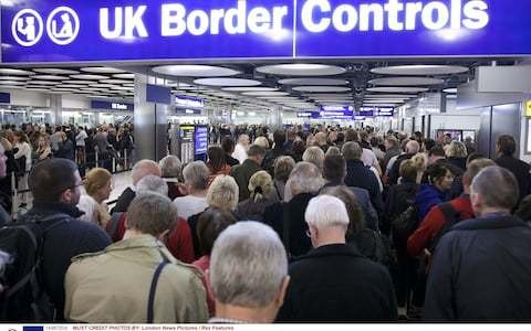 Net EU migration has been under-estimated by 16 per cent, admit UK's official statisticians