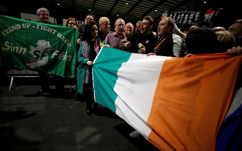 Buyers' remorse in Ireland for Sinn Fein voters