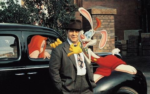 Never mind Who Framed Roger Rabbit – how on earth did they shoot him?