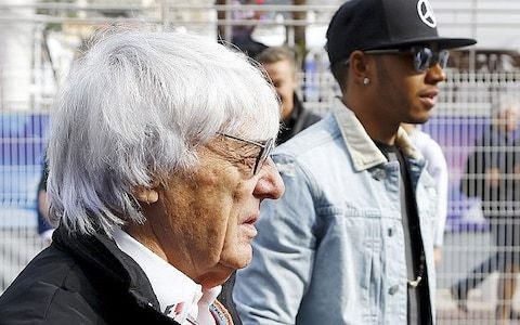 Bernie Ecclestone told to stop trash talking Formula One and Mercedes as war of words intensifies