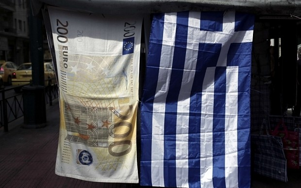 Greece orders raid on government coffers as cash dwindles