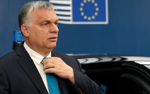If the EU cannot rein in Hungary's dictator Viktor Orban, it will rot from the inside