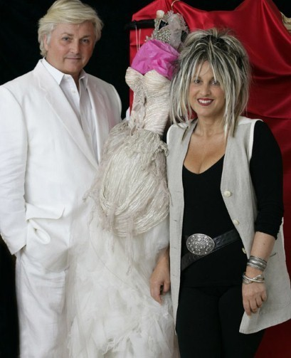 Princess Diana's wedding dress designer David Emanuel heading for the I'm A Celebrity jungle