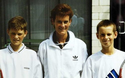 Andy Murray's life and career in pictures - Telegraph