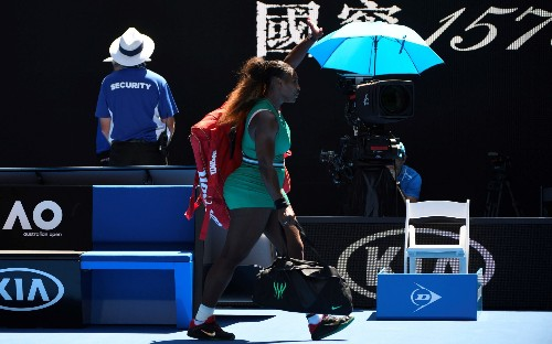 Genuine sportsmanship is rare, but Serena Williams displayed it in Australian Open exit