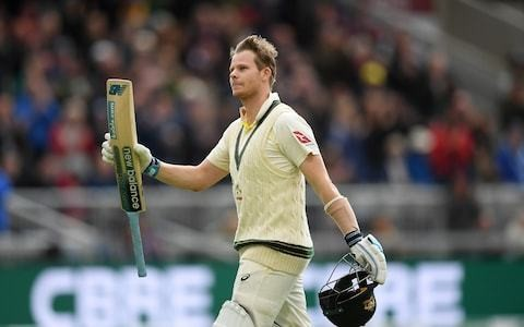 Irrepressible Steve Smith completes his journey to redemption at Old Trafford