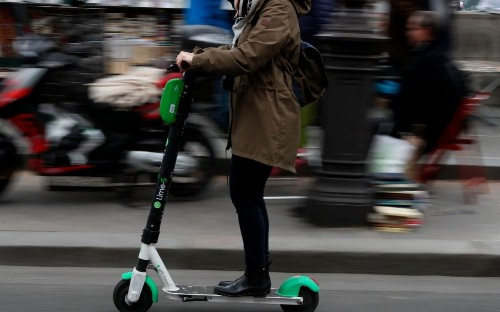 Electric scooters should be allowed on Britain's roads for the first time, minister says