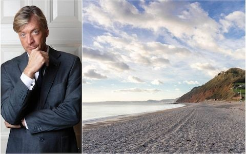 Dear Richard Madeley: 'We want to keep our holiday idyll to ourselves'