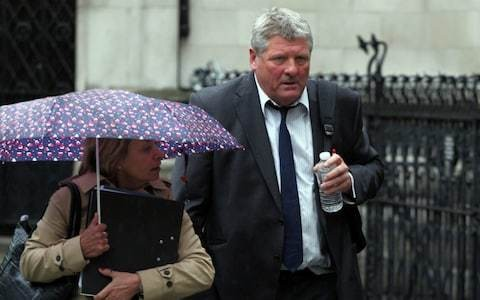 Businessman was forced to live in a pigsty after he accused his partner of affair, court hears