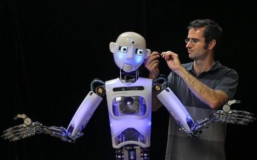 Inside the robot factory - Telegraph