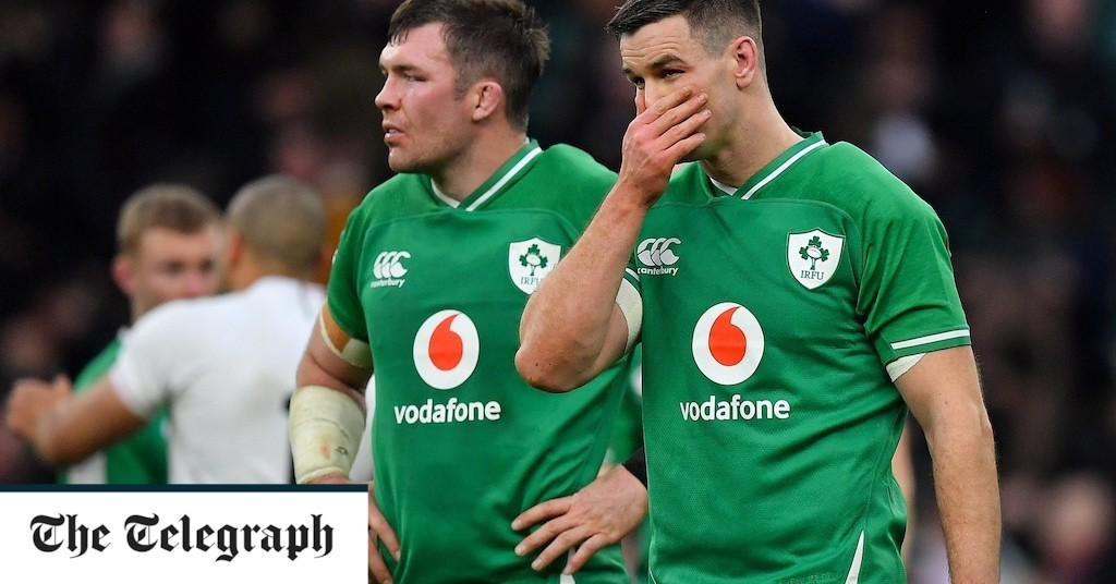 Irish Rugby Union announces 10 per cent salary reductions for players