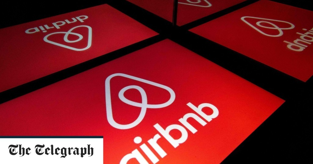 Airbnb restricts under-25s from booking entire rooms in UK, France and Spain