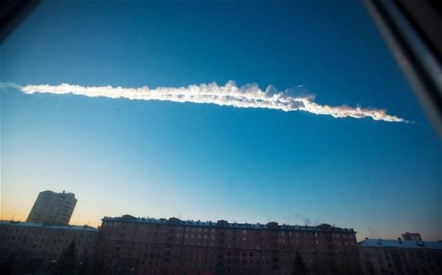 Largest fireball since Chelyabinsk plunges through atmosphere over Atlantic