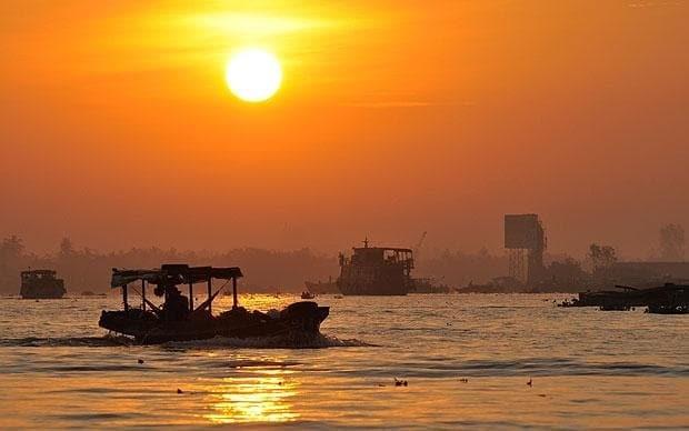 Mekong river cruise: Gyles Brandreth's river cruise holiday adventure