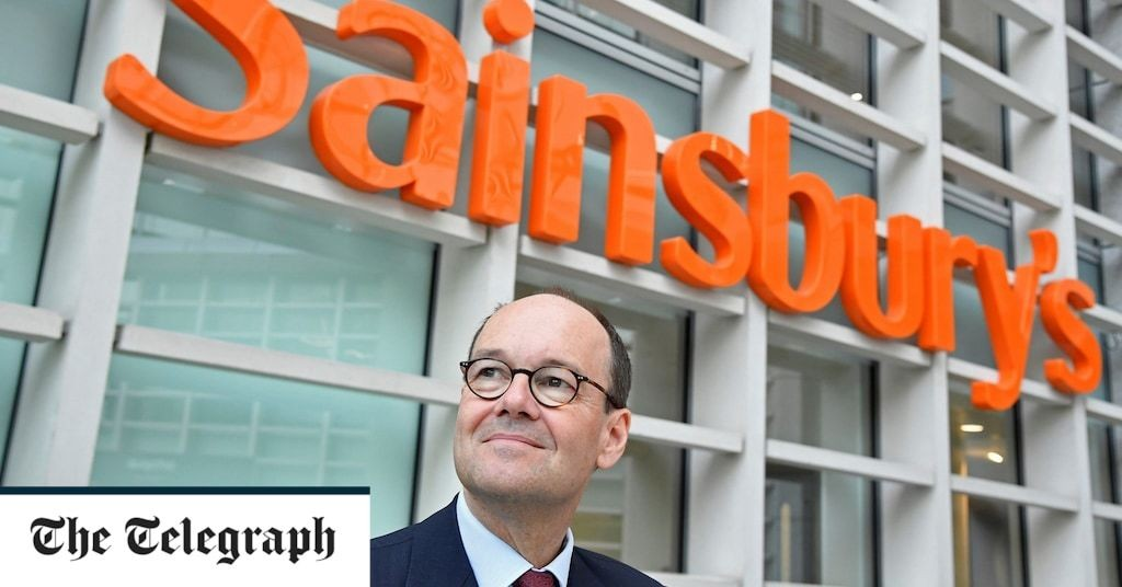 Sainsbury's kicks off search for Mike Coupe's replacement