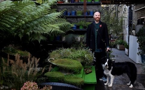 From tram depot to fern-laden idyll: container garden goals from East London