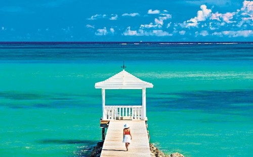 Why life's a breeze in the Bahamas