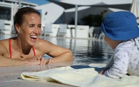 Helen Glover: 'Just ten minutes of exercise can make you a happier parent'