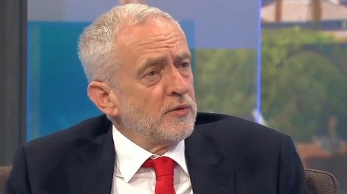 Jeremy Corbyn calls on supporters to 'occupy' empty homes to help victims of Grenfell fire tragedy