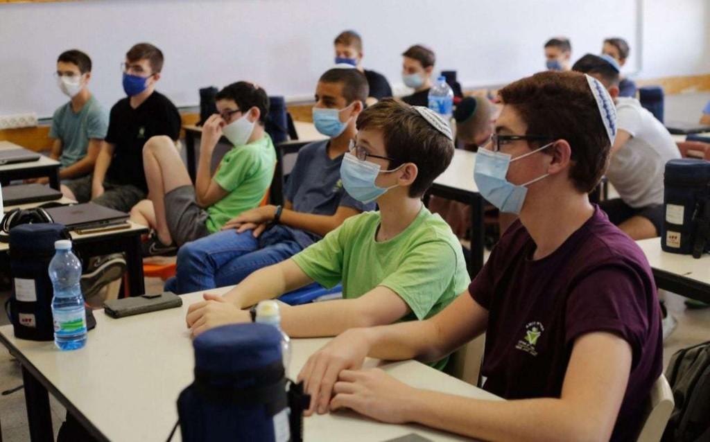 Schools outbreak jeopardises Israel's emergence from strict lockdown