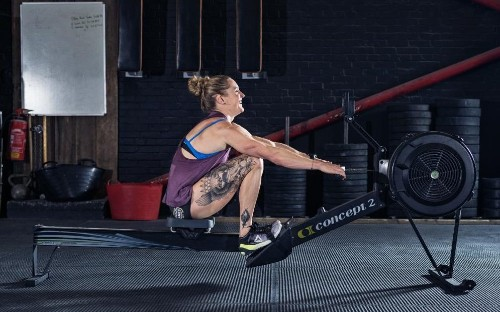 Samantha Briggs: 10 fitness tips from Britain's Queen of CrossFit