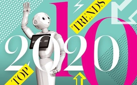 The top 10 technologies to watch in 2020
