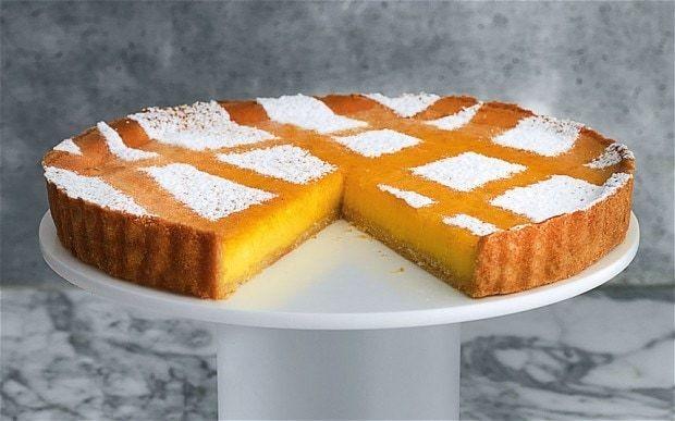 Konditor & Cook's classic lemon tart recipe