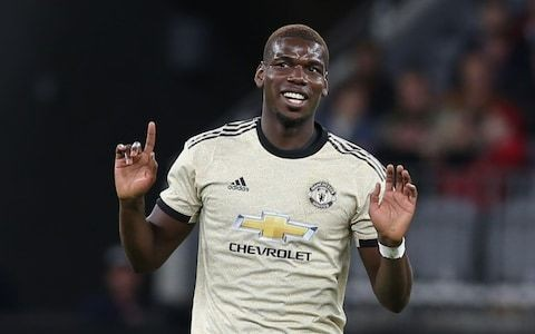 Paul Pogba told by Ole Gunnar Solskjaer he can fulfil ambitions at Manchester United - 'I can give him a new challenge'