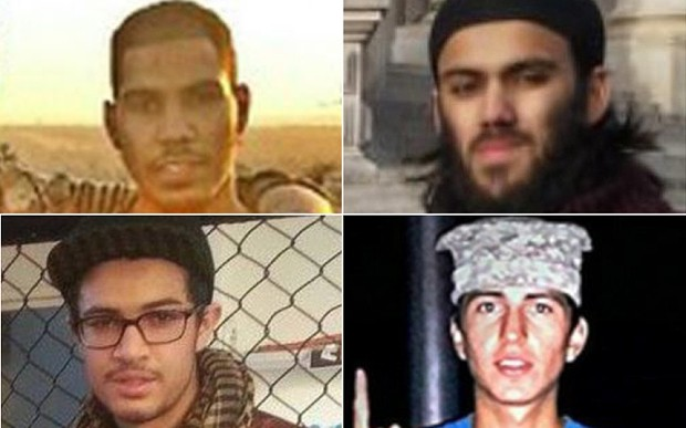 Sixty Britons killed after joining Isil fighters in Syria and Iraq