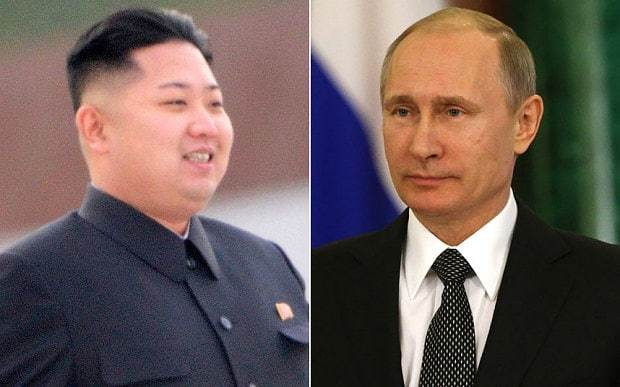 Russia and North Korea declare 2015 a 'year of friendship'