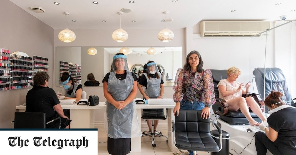 Beauty salons are vital to any high street, but in this Essex town - it's the heartbeat