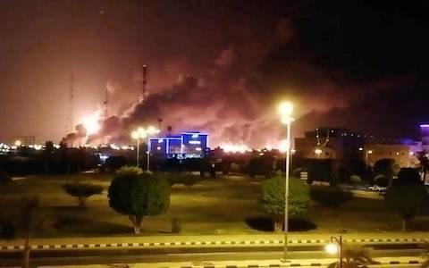 Yemen's Houthi rebels claim drone attacks on two major oil facilities in Saudi Arabia