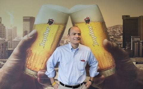 The $100bn debt timebomb that threatens beer giant AB InBev's future