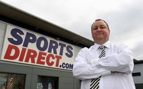 It's high time for Mike Ashley to end this very public spectacle