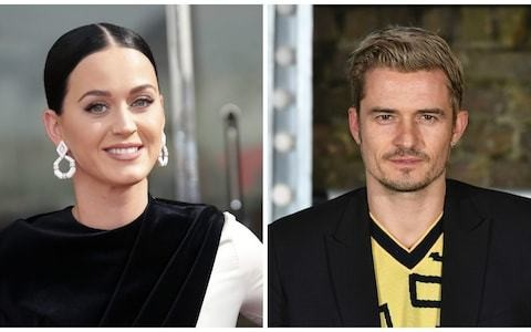 Orlando Bloom and Katy Perry: a timeline of their relationship