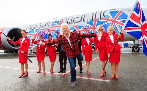 'Stroke means I'm too slow to make connecting flights. Virgin Atlantic is charging £6k to switch planes'