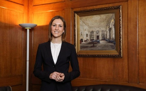Bank of England policymaker says she believes wages will pick up