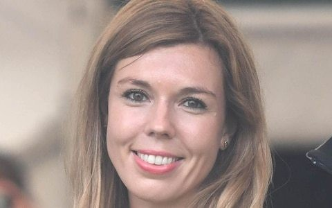 Carrie Symonds 'barred from entering the US over Somalia trip'