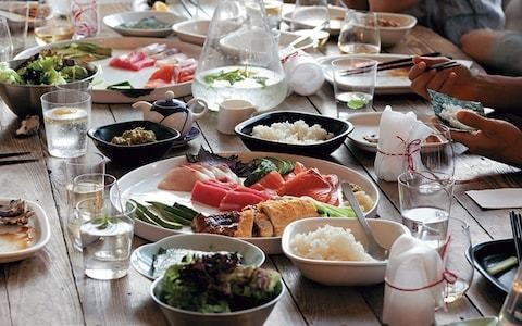 Easy Japanese recipes for breakfast, lunch and dinner
