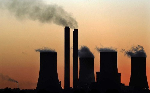 Greenpeace unmasked in bid to switch off ageing power plants