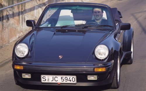 40 years of the Porsche 911 Turbo - Telegraph